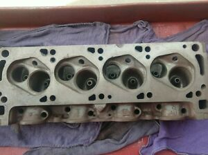Ford 302 351 Cleveland 4 Barrel Closed Chamber Cylinder Head