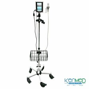 Bard Site rite Prevue Ultrasound System 9770068 With Roll Stand Power Supply
