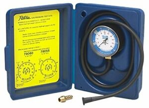 Yellow Jacket 78060 Complete Gas Pressure Test Kit 0 35 wc