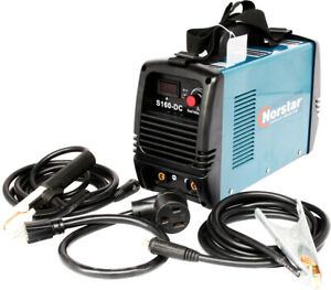 Coplay Norstar S165 dc Stick Welder Package 115 230v 1 Year Warranty