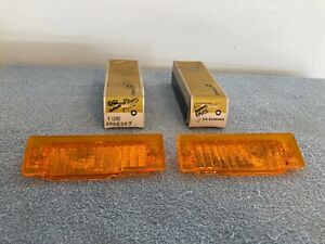 1968 68 Chevrolet Chevy Impala Caprice Nos Parking Lamp Lens