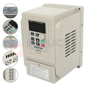 Vfd Ac 220v 2 2kw Variable Frequency Drive Converter Speed Controller Converter