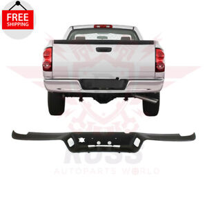 Fits 2002 2008 Dodge Ram 1500 Textured Rear Bumper Step Pad Cover New Ch1191110