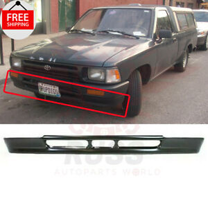 For 1992 1995 Toyota Pickup 2door Front Bumper Lower Valance Panel New To1095104