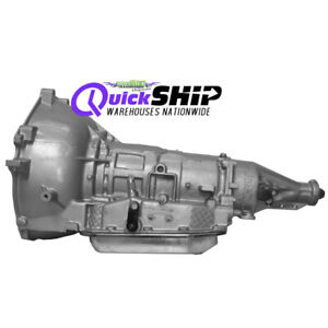 Quick Ship Aod Transmission With Free Torque Converter