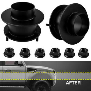 2 3 Lift Front Leveling Kit For Dodge Ram 1500 2500 3500 2wd Three Inch Steel