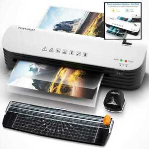 Laminator Toyuugo A4 Machine 4 In 1 Thermal For Home Office School Use 9 Max Wi