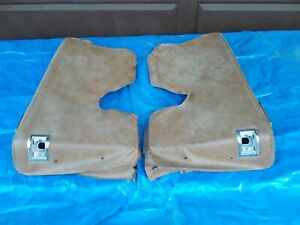 Gm A Body 68 72 Convertible Rear 1 4 Quarter Arm Rest Solid Chevelle 442 Gs Gto