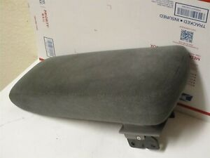 1991 1997 Ford Ranger Explorer Manual Drive Center Console Grey Arm Rest Lid Oem