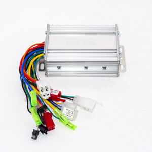 Scooter Brushless Dc Motor Speed Controller Electric Bicycle 36v 48v 350w E bike
