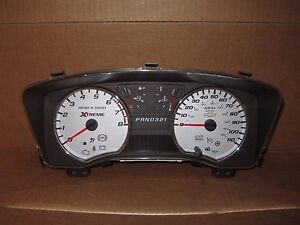 2007 07 Chevy Colorado Xtreme Truck Auto Trans Speedometer Cluster 81k
