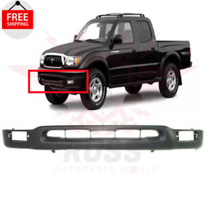For 2001 2004 Toyota Tacoma Rwd New Front Lower Valance Panel Black To1095131