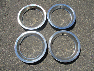 Genuine 1971 To 1978 Chevy Vega Gt 13 Inch Beauty Rings Trim Rings