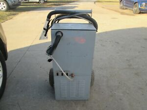 Namco Scooter Jr Commercial Carpet Cleaner Wet vac Extractor Huskey Vacuum