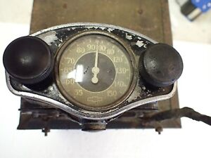 Original 1934 Chevrolet Car Radio Gm Delco