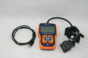 Actron Cp9580 Autoscanner Plus Diagnostic Scan Tool Abs Airbag Srs Excellent