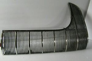 1939 Oldsmobile Right Side Grille Original Part
