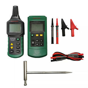 Wire Cable Tracker Metal Pipe Locator Detector Ac dc12 400v Breaker Line Tester