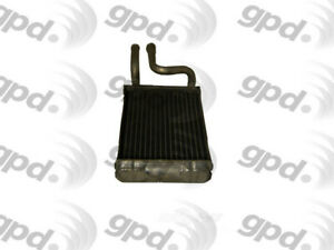 Hvac Heater Core Fits 1987 1995 Jeep Wrangler Global Parts