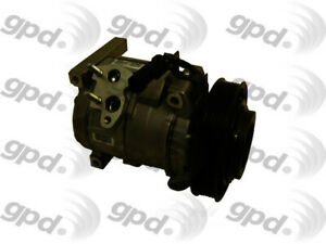 A c Compressor Fits 2003 2006 Jeep Wrangler Global Parts
