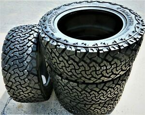 4 Venom Power Terra Hunter X t Lt 265 70r17 Load E 10 Ply A t All Terrain Tires