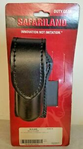 Safariland Black Leather Mace Holder 38 Tactical Police Security Gear