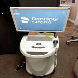 Sirona Cerec Omnicam Cad cam Scanner W Mcx Mill And Programat Cs Oven