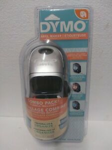 Dymo Letratag Plus Lt 100h Label Maker new Sealed Free Shipping
