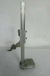 Vis Poland Height Gage 12 Inch 300 Mm Stainless Steel Gauge