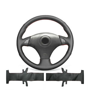 Artificial Leather Steering Wheel Cover For Toyota Rav4 Corolla Celica Lexus Is