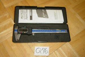 Blue Point Tools Electronic Digital Caliper Mcal6a Auto Power Off