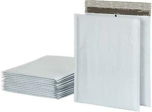Bubble Mailers Shipping Mailing Padded Poly Envelopes Self Seal Any Size