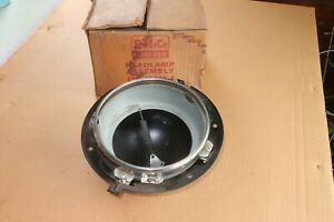 Nos 1954 Ford Headlight Bucket Assembly W Orig Box Crestline Customline Mainline