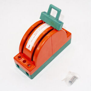 Circuit 2 Generator Backup Two 100a Pin Breaker Disconnect Switch Pole Knife