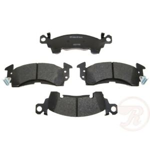 Mgd52m Raybestos New 2 wheel Set Front For Chevy Express Van Suburban Coupe Gmc