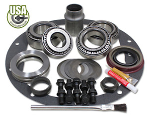 Usa Standard Master Overhaul Kit For The 64 72 For Gm 82in 10 Bolt Diff Zk Gm8