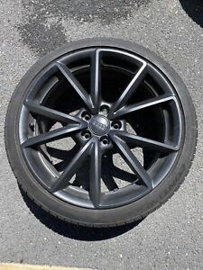 Audi S3 19 Inch Oem Wheels And Tires