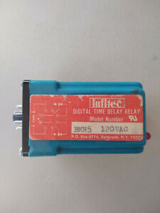 Infitec Bmr5 Time Delay Relay Used