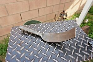 Vintage New Britain Sp5 Curved Auto Body Shaping Spoon Dolly Sheet Metal Tool