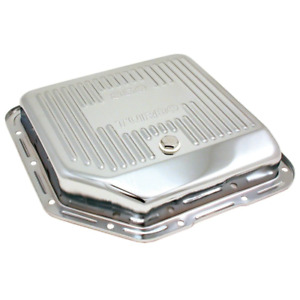 Spectre For Gm Th350 Transmission Pan Chrome 5450
