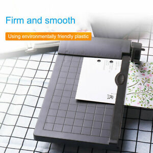 Paper Cutter Portable A5 Paper Trimmer 1 6 Inch Photo Paper Guillotine cut Tool