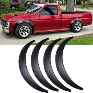 Fender Flares For Nissan D21 Hardbody Extra Wide Body Kit Wheel Arches 3 5