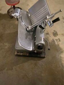 Hobart Commercial Automatic Meat Slicer model 1712e