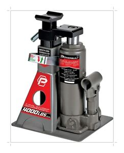 Powerbuilt 620470 Unijack 4000lb Capacity Highly Durable portable Jack_new