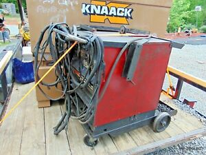 Lincoln Electric Welder Ideal arc Tig 250 250