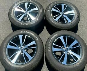 2016 2018 Toyota Rav4 Factory 17 Wheels Tires Rims Oem 75198
