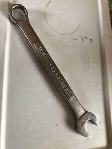 Craftsman V 11 16 44698 Wrench Forged Made In Usa 44698