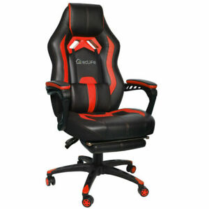 Eclife Ofd01rd Gaming Office Chair Red