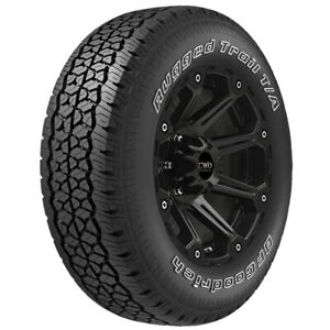 2 lt265 70r17 Bf Goodrich Rugged Trail T a 121 118r E 10 Ply Owl Tires