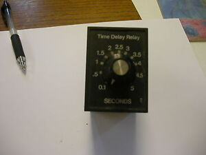 Ssac Trm120a2x5 Time Delay Relay